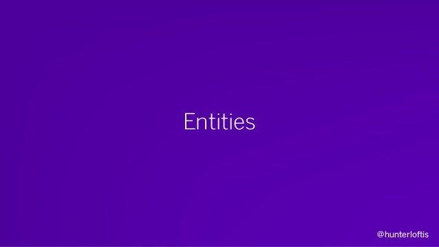 @hunterloftis Entities