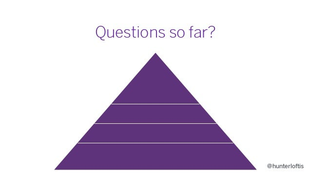@hunterloftis Questions so far? View Predicted Interpolated Authoritative