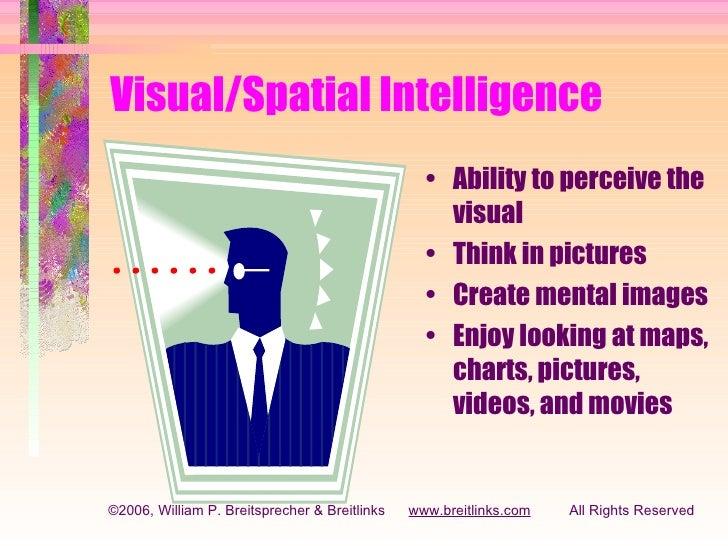 Visual Spatial Intelligence