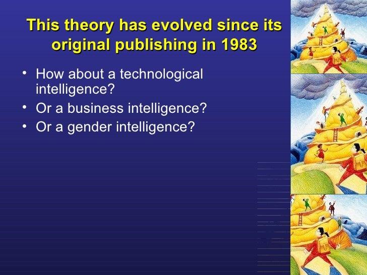 Gender and multiple intelligences