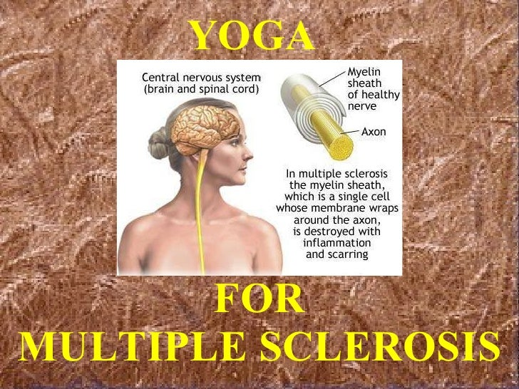 FOR MULTIPLE SCLEROSIS YOGA