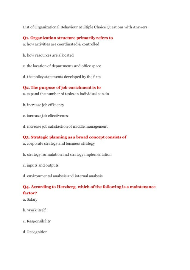 Mechanical Engineering Objective Type Questions And Answers Pdf