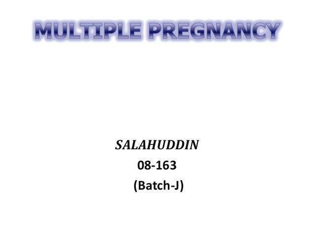 SALAHUDDIN 08-163 (Batch-J)