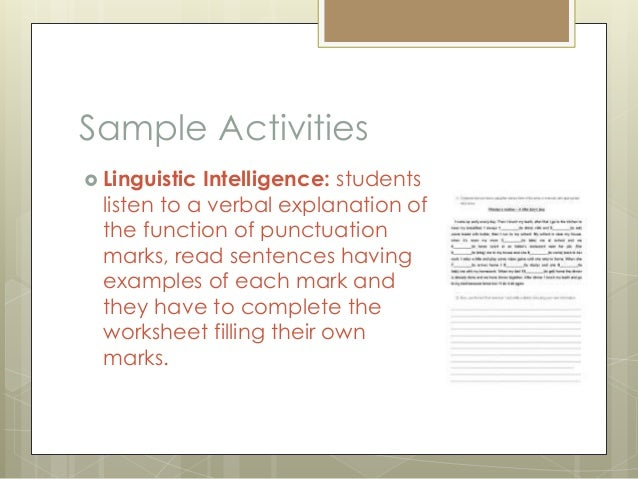 Multiple Intelligences Worksheets art history worksheet rupsucks – Multiple Intelligence Worksheet