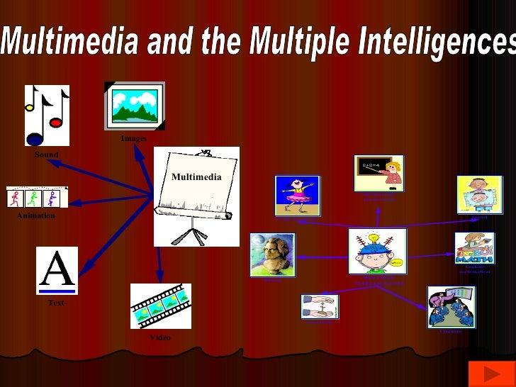 Multimedia and the Multiple Intelligences