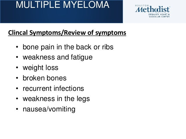 Multiple Myeloma And Al Amyloidosis