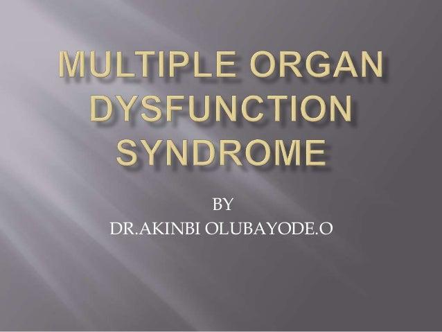 BY DR.AKINBI OLUBAYODE.O
