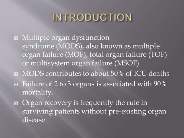multisystem failure Could someone help me out with the correct diagnosis code for this i couldn't find multi-system so, would i code each organ failure separately thank.