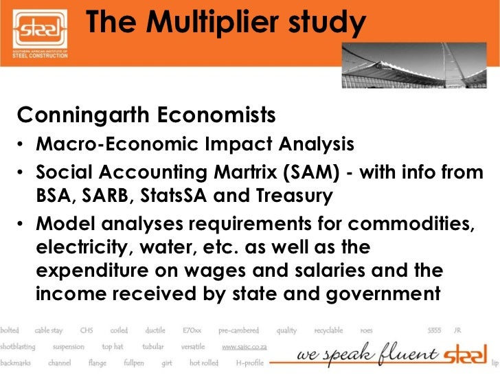 Multiplier presentation march 2011