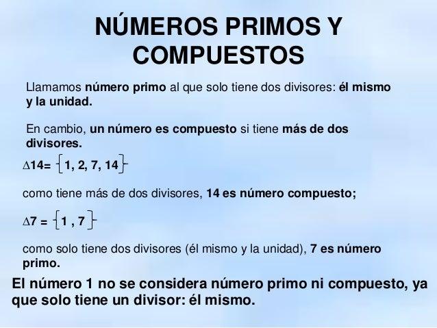 Multiplos, divisores y factorización