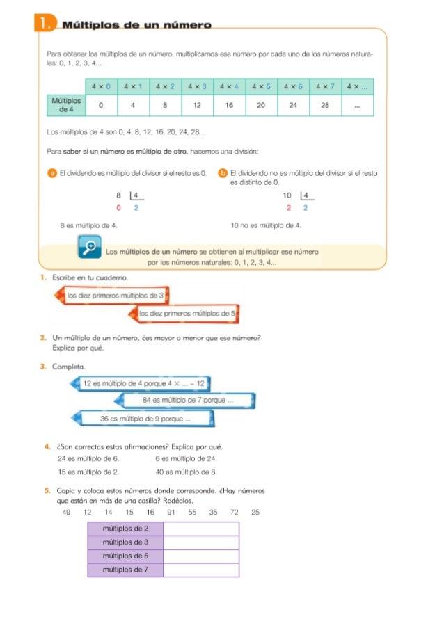 En consecuencia los números primos menores de 100 son: 2,3,5,7,11,13,17,19,23,29,31,37, 41,43,47,53,59,61,67,71,73,79,83,8...