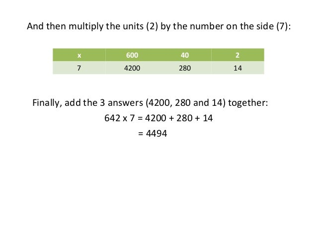 Free Worksheets » How To Multiply 3 Digit Numbers - Free Printable ...