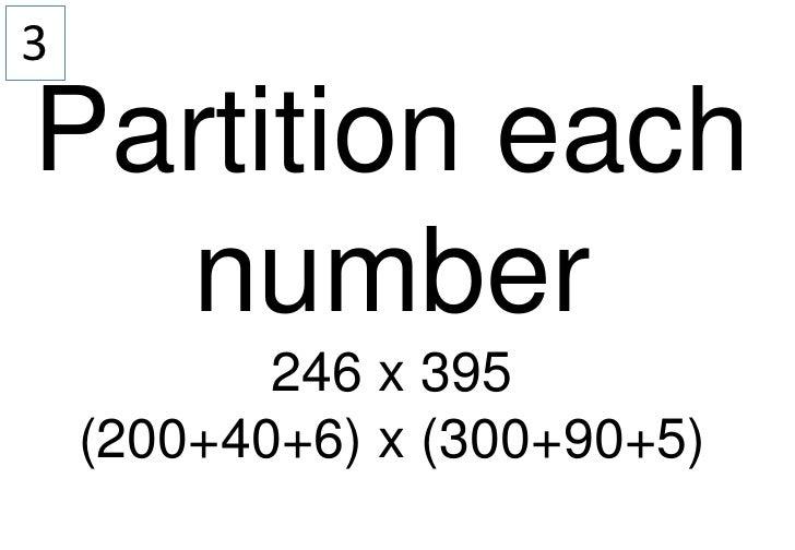 Multiplying decimals learning ladder