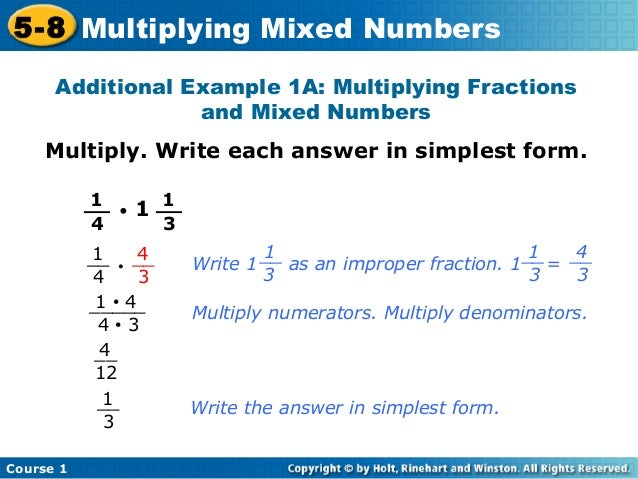 how to add mixed numbers with whole numbers