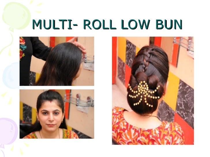MULTI- ROLL LOW BUN
