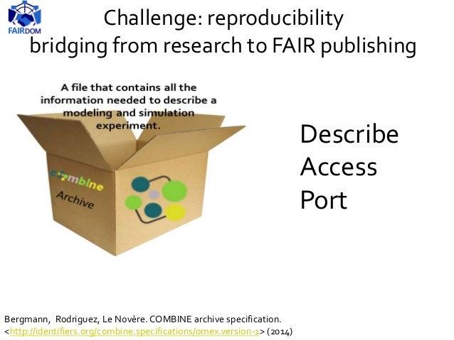 Challenge: Samples Descriptions SOP-Centric