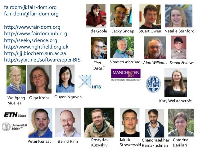 FAIR Data and Model Management for Systems Biology(and SOPs too!)