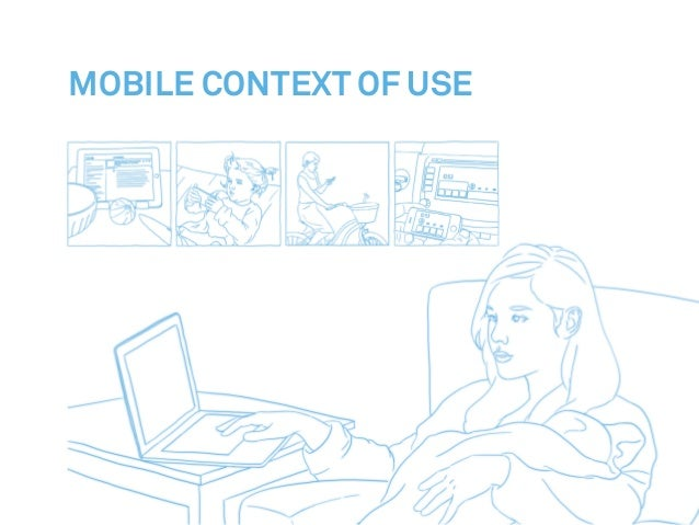 mobile context of use