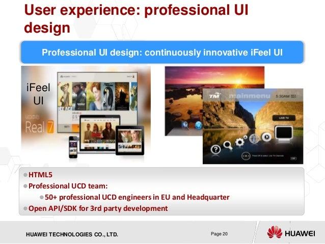 Мультискрин-сервисы и гибридная ТВ-платформа Huawei
