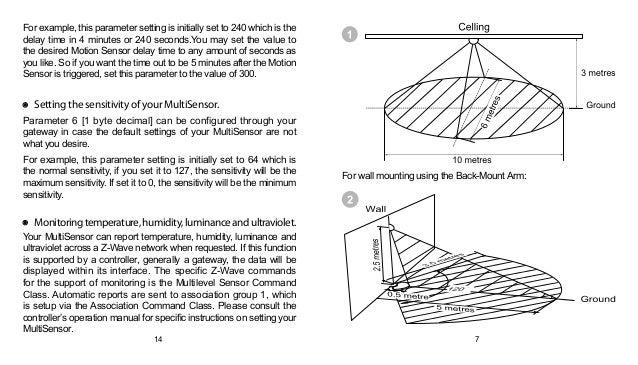 Z wave aeon labs multisensor 6 gen5 manual [pdf document].