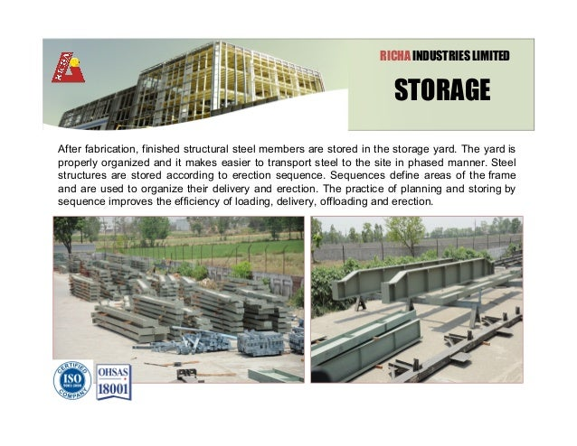 Multi Storey Steel Structures