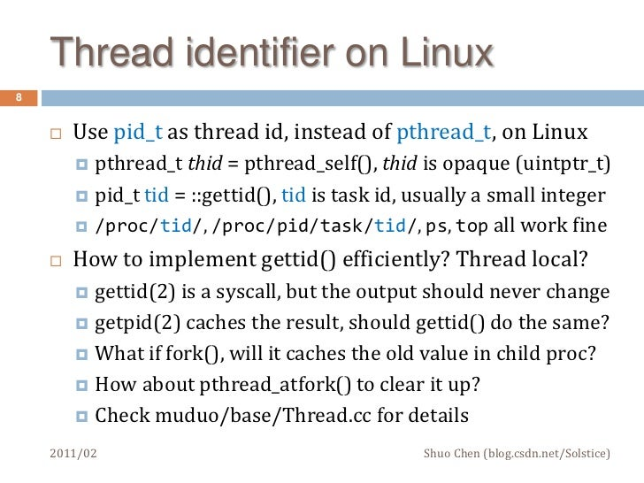 essentials of multithreaded system programming in c 8