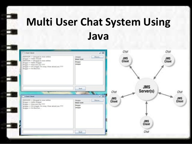 multi user chat system using java multi user chat system using java