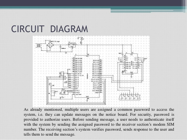 Multiuser sms based microcontroller wireless electronic board circuit diagram ccuart Choice Image
