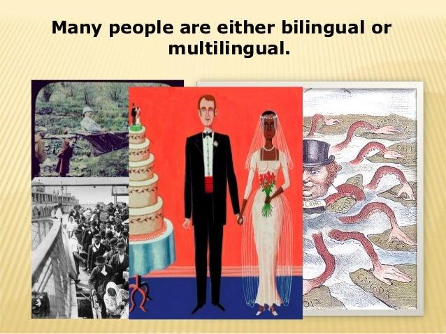 Multilingual education Slide 3