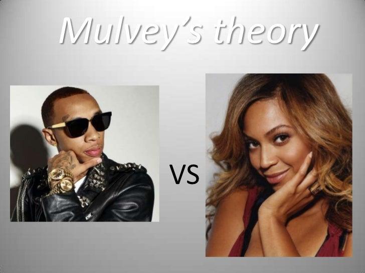 Mulvey's theory      VS