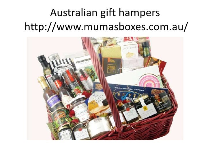 Gift Hampers Melbourne at Australia