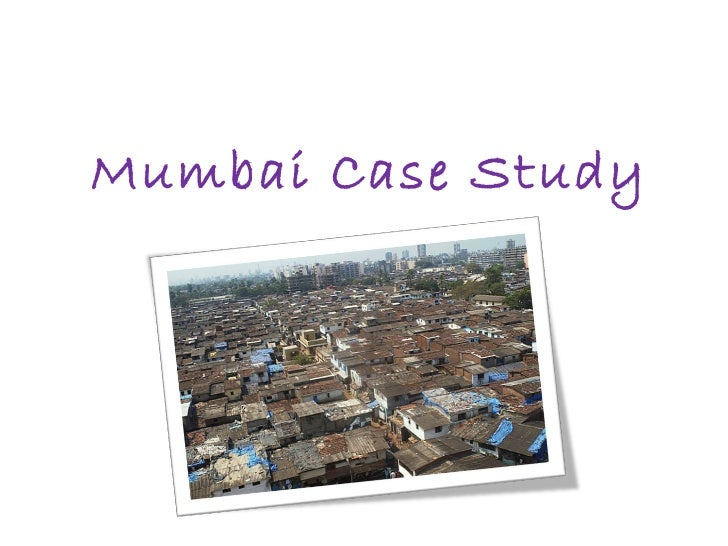 URBANISATION A CASE STUDY - Panorama - TakingITGlobal