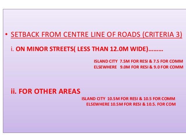 Development Control Regulations, Mumbai - Key points