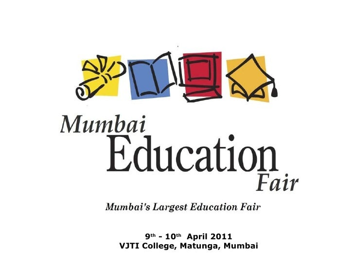 9 th  - 10 th   April 2011 VJTI College, Matunga, Mumbai