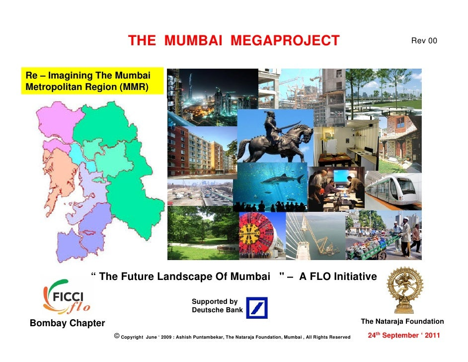 THE MUMBAI MEGAPROJECT                                                                                          Rev 00Re –...