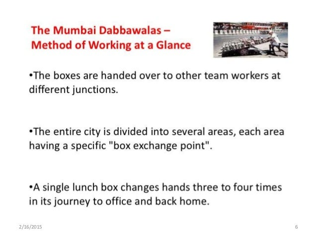 dabbawala mumbai report Mumbai dabbawalas have started their website, where people can register themselves to avail of their services  according to the report.