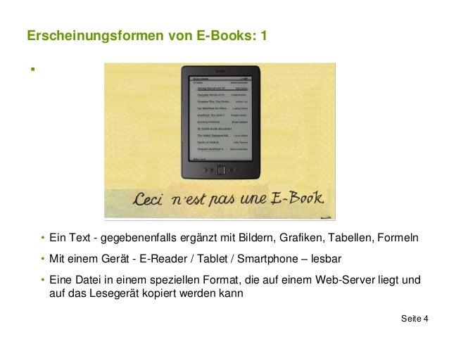 Das (noch) nicht genutzte Potential von E-Books Slide 3
