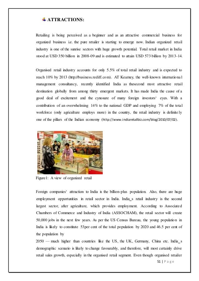 case study on fdi in indian retails- boon or bane