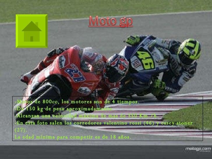 Mundial De Motos Power Point Slide 3