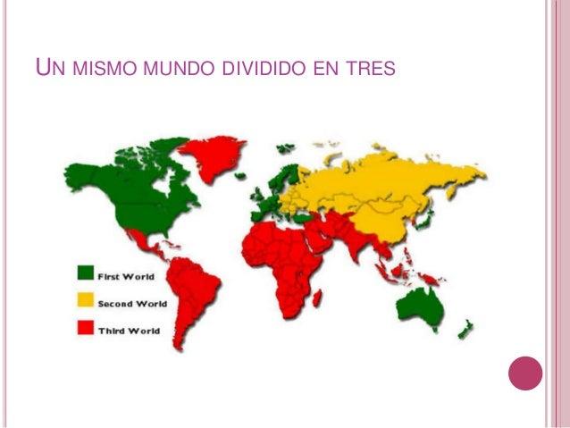 Mundialización & uniformidad nuevos centros & periferias