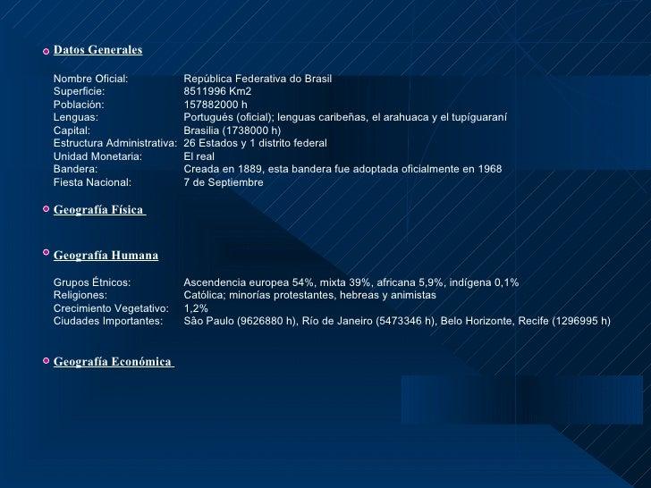 Datos GeneralesNombre Oficial:              República del PerúSuperficie:                  1285216 Km2Población:         ...