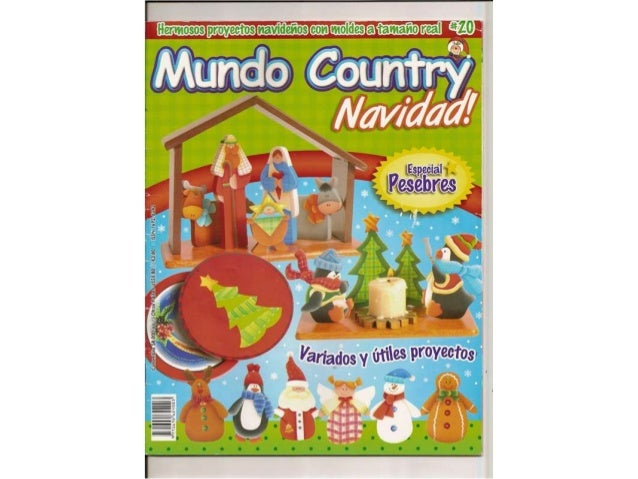 Mundo country natividade