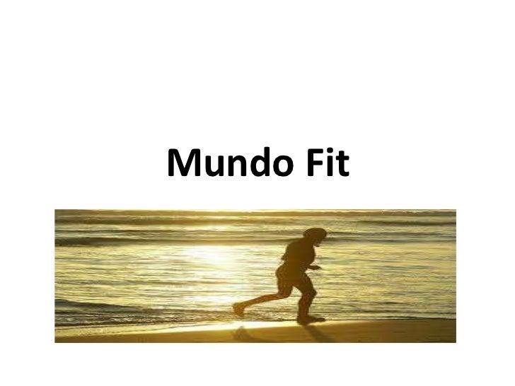 Mundo Fit<br />