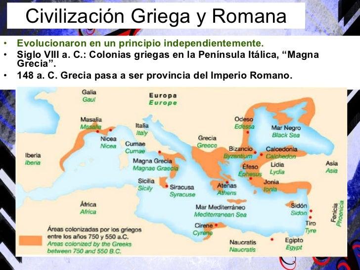 Legado de Grecia y Roma Slide 3