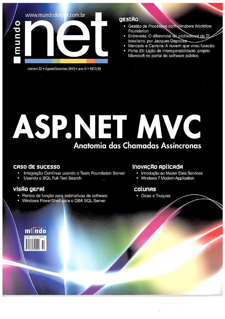 Revista Mundo.Net (Ago/Set-2010): Usando SQL Full-Text Search