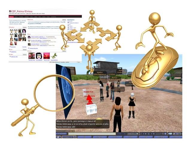 MASH-UPS. Aplicaciones formativas de los Mundos Virtuales