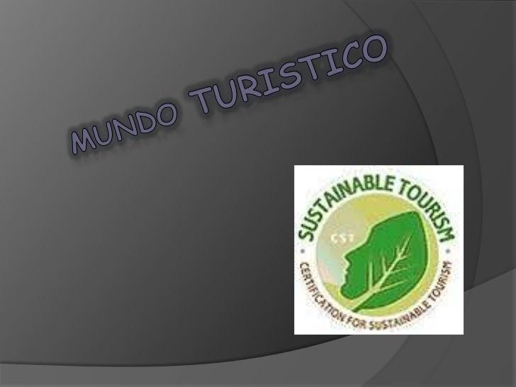 MUNDO TURISTICO<br />