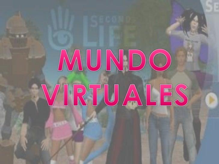 MUNDO VIRTUALES<br />