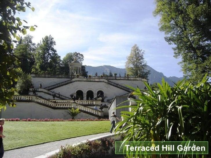 Terraced Hill Garden