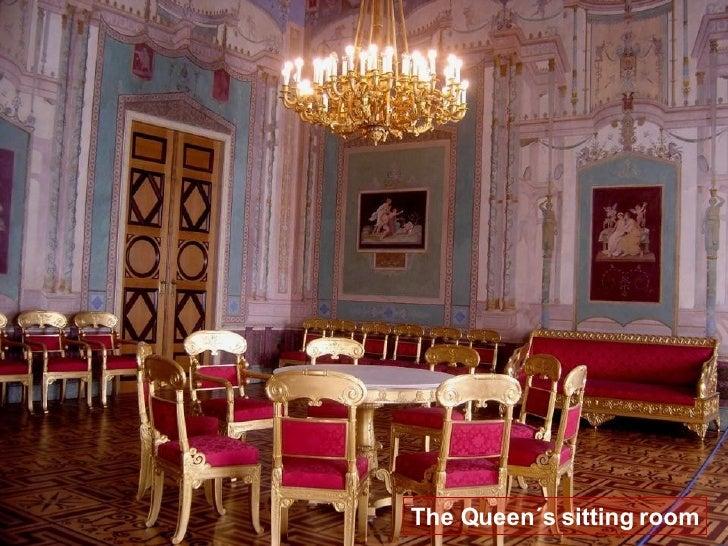 The Queen´s sitting room